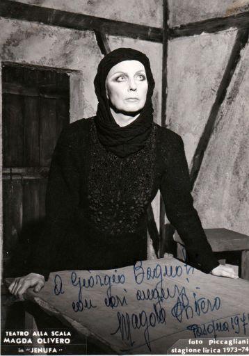 Magda Olivero (1910-2014)