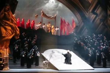 """Teatro Lirico di Cagliari:""""Tosca"""""""