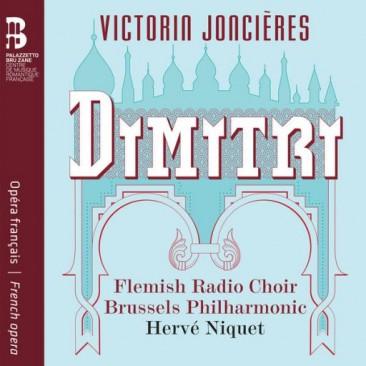 "Victorin Joncières (1839-1903):""Dimitri"" (1876)"