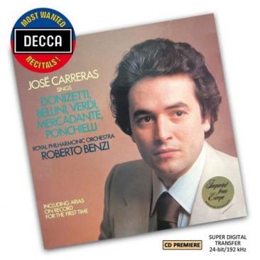José Carreras: Recitals
