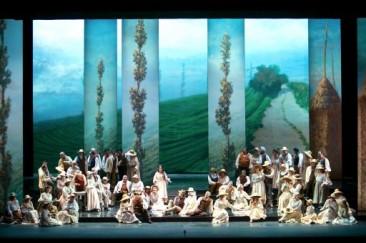 "Genova, Teatro Carlo Felice: ""Luisa Miller"""