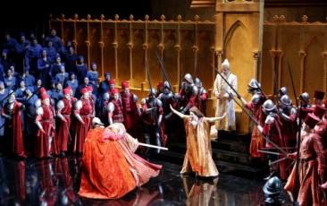 """Milano, Teatro alla Scala: """"Simon Boccanegra"""""""