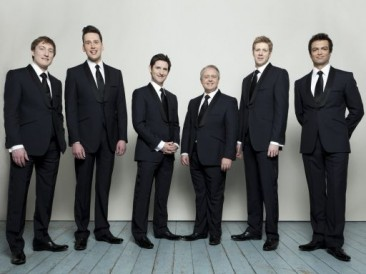 Verona: The impeccable King's Singers
