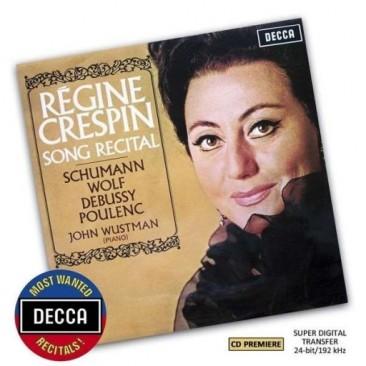 Régine Crespin (1927-2007): Song Recital