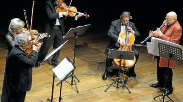 Verona: Giora Feidman and the Gershwin Quartet
