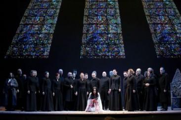 "Verona, Teatro Filarmonico: ""Lucia di Lammermoor"""