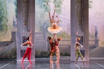 """Scuola di Ballo dell'Accademia Teatro alla Scala, """"Serata Ciaikovskij"""""""