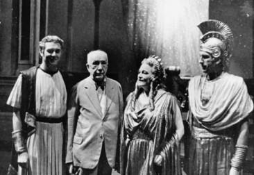 """Richard Strauss: """"Die Liebe der Danae"""""""