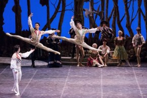 Teatro Regio Torino, 13 XII 2014 (Giselle, ballet Nacional de Cuba)