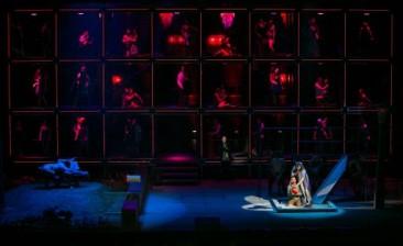 "Budapest, Hungarian National Opera: ""The rake's progress"""