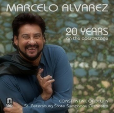 "Marcelo Alvarez: ""20 Years on the Opera Stage"""