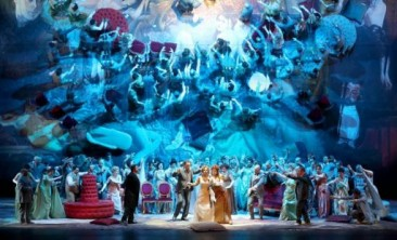"""""""La Traviata"""" al Teatro Filarmonico di Verona"""