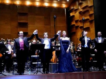 "Concerto per Firenze Capitale: ""Lucia di Lammermoor"", ""Ernani"""