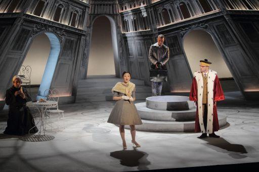 """Opéra de Marseille: """"Les Caprices de Marianne"""""""
