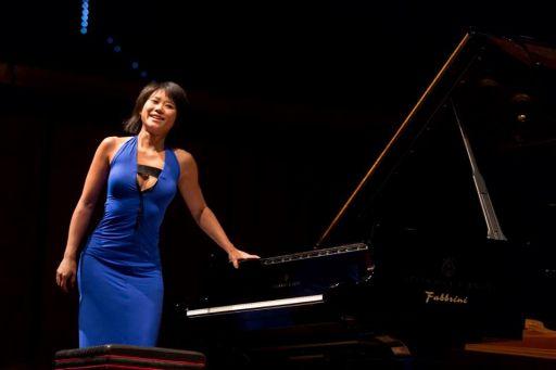 Recital di Yuja Wang all'Accademia di Santa Cecilia