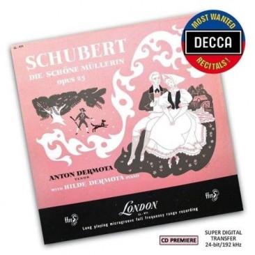 """Franz Schubert (1797-1828): """"Die schöne Mullerin"""""""