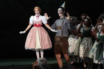 """Modena, Teatro Comunale: """"Les contes d'Hoffmann"""""""