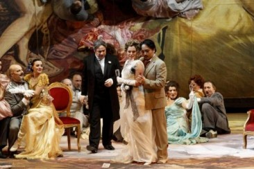 """Verona, Teatro Filarmonico: """"La Traviata"""" (cast alternativo)"""