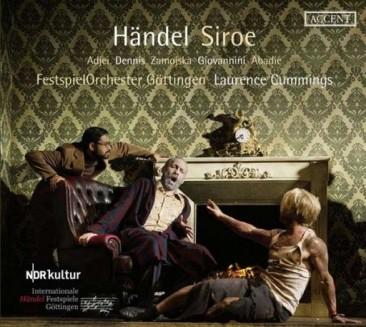 """Georg Friedrich Händel (1685-1759): """"Siroe, re di Persia"""" (1728)"""