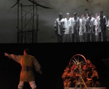"""Novara, Teatro Coccia: """"Turandot"""""""
