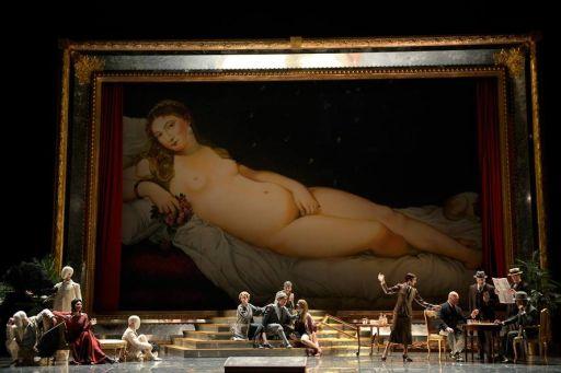 """Deutsche Oper Berlin: """"La rondine"""""""