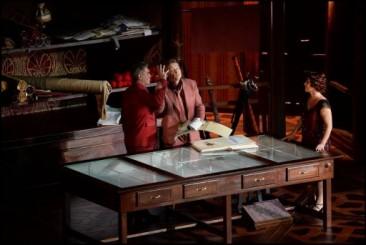 """Opéra de Monte-Carlo: """"Eine Florentinische Tragödie"""" & """"Pagliacci"""""""