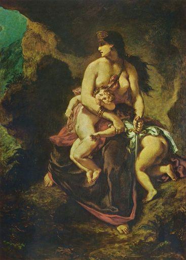 """Felice Romani e i suoi melodrammi: """"Medea in Corinto"""" di Giovanni Simone Mayr"""