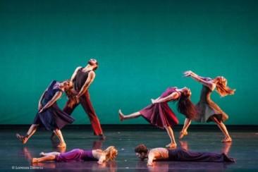 La tournée italiana della Parsons Dance
