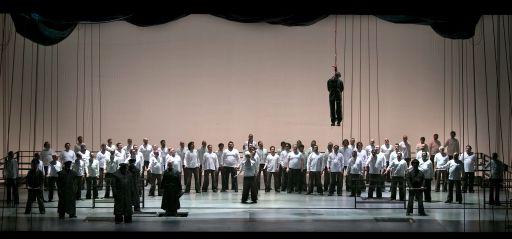 "Genova, Teatro Carlo Felice: ""Billy Budd"""