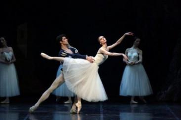 "Milano, Teatro alla Scala: ""Giselle"""