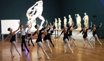 A Roma La Danza va al Museo. Discorso tra Arti Visive alla Galleria Nazionale di Arte Moderna
