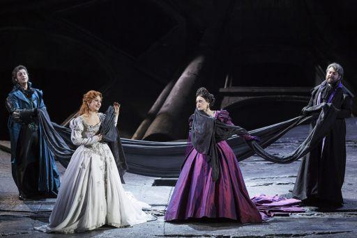 """Torino, Teatro Regio: """"I puritani"""""""