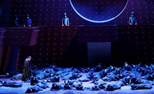 "Milano, Teatro alla Scala: ""Turandot"""