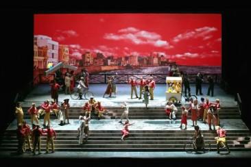 """Genova, Teatro Carlo Felice: """"Carmen"""""""