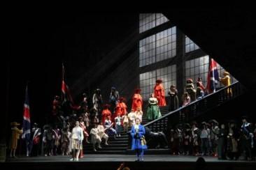 """""""Un ballo in maschera"""" al Teatro Massimo di Palermo"""