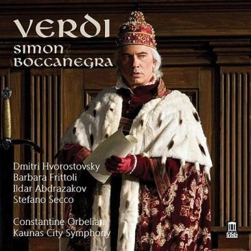 "Giuseppe Verdi (1813-1901): ""Simon Boccanegra"""