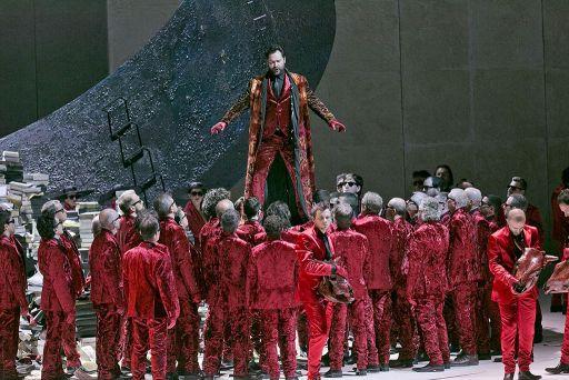 """Torino, Teatro Regio: """"Faust"""""""