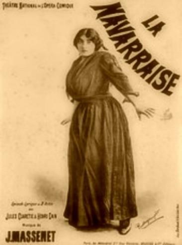 "Jules Massenet: ""La Navarraise"""