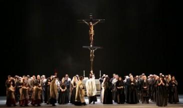 """""""Cavalleria rusticana"""" e """"Pagliacci"""" al Teatro alla Scala di Milano"""
