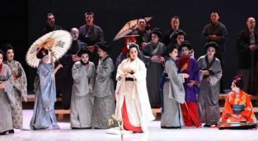 """Parma, Teatro Regio: """"Madama Butterfly"""""""