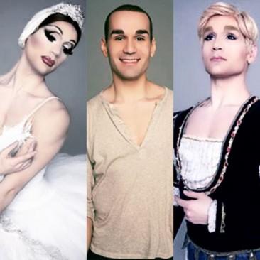 Paolo Cervellera e Les Ballets Trockadero de Montecarlo. Dal San Carlo a New York City
