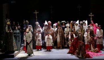 "Milano, Teatro alla Scala: ""Tosca"""