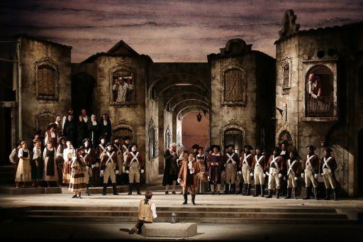 """Milano, Teatro alla Scala: """"Il Barbiere di Siviglia"""""""