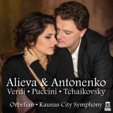 Opera Duets: Alieva & Antonenko. Verdi – Puccini – Tchaikovsky