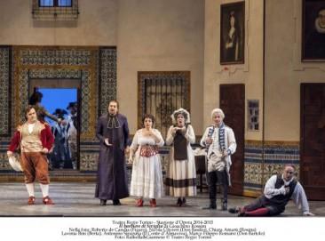 """Torino, Teatro Regio: """"Il barbiere di Siviglia"""""""