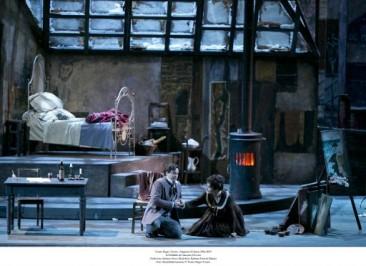 """Torino, Teatro Regio: """"La Bohème"""""""