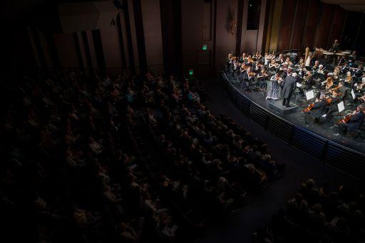 Napa Valley, Festival del Sole 2015: Midori and Abdrazakov with the RNO at Lincoln Theater