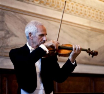 Walter Daga. Il violino italiano nel mondo.