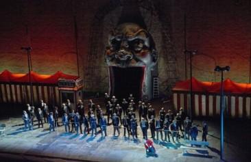 """Macerata Opera Festival 2015: """"Rigoletto"""""""
