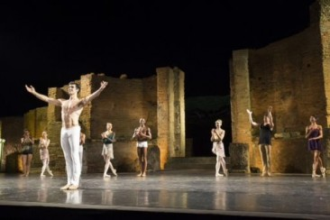 Roberto Bolle and Friends a Pompei